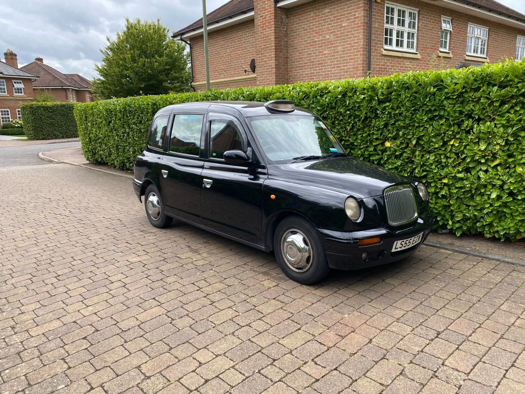 London Taxis International TXI Unlisted