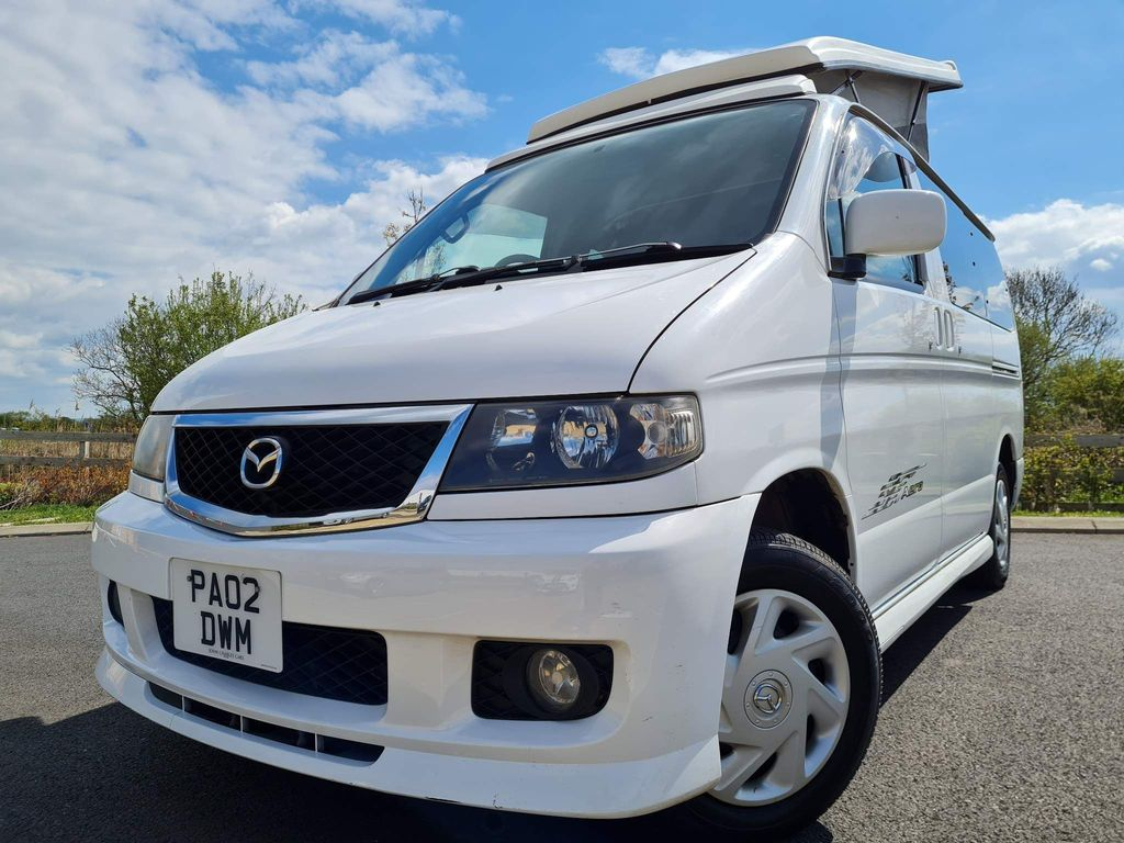Mazda Sorry now sold Campervan aero body kit