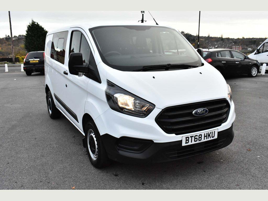 Ford Transit Custom Other 2.0 300 EcoBlue DCIV L1 H1 EU6 5dr (6 Seat)