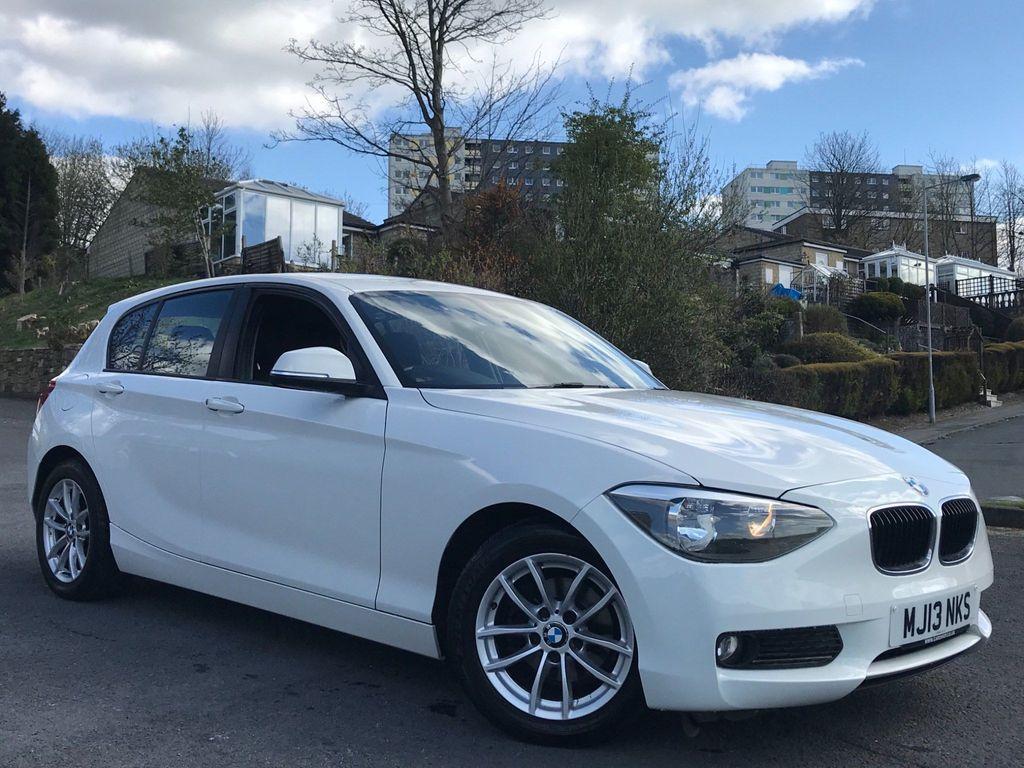 BMW 1 Series Hatchback 1.6 116d ED EfficientDynamics 5dr