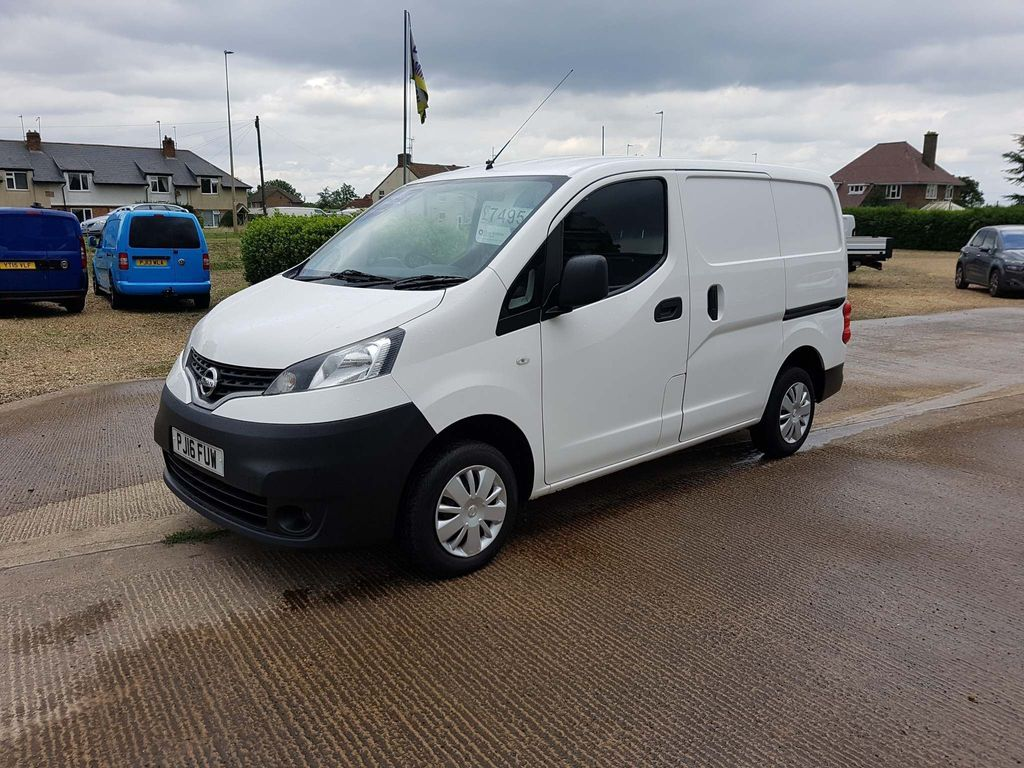 NISSAN NV200 Panel Van 1.5 dCi Acenta Panel Van 5dr