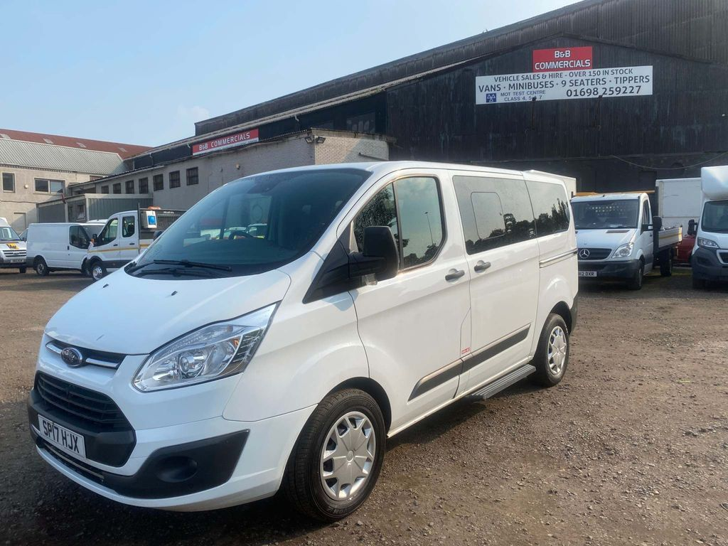 Ford Tourneo Custom Other 2.0 TDCi 310 Zetec Bus L1 5dr (8 Seats)