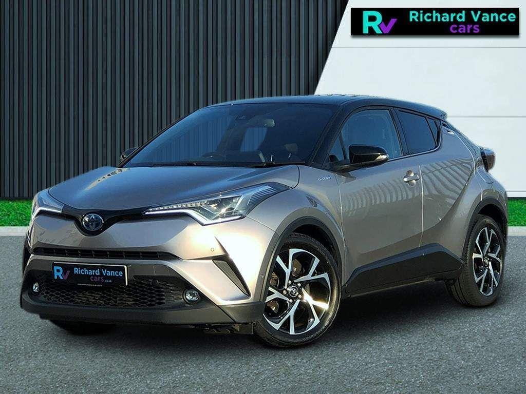 Toyota C-HR SUV 1.8 VVT-h Dynamic CVT (s/s) 5dr