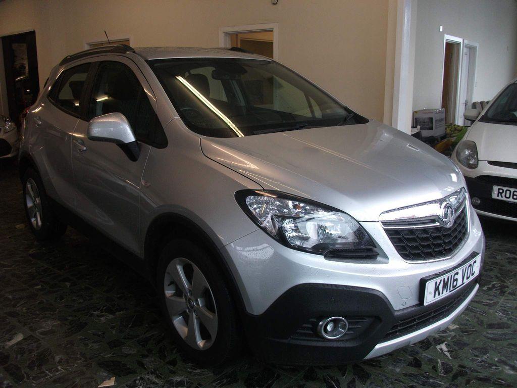 Vauxhall Mokka Hatchback 1.6 CDTi ecoFLEX Tech Line (s/s) 5dr