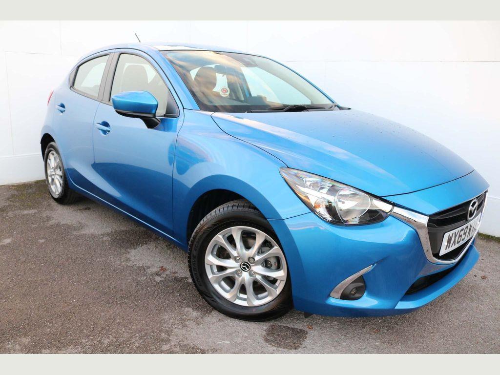 Mazda Mazda2 Hatchback 1.5 SKYACTIV-G SE-L Nav+ (s/s) 5dr