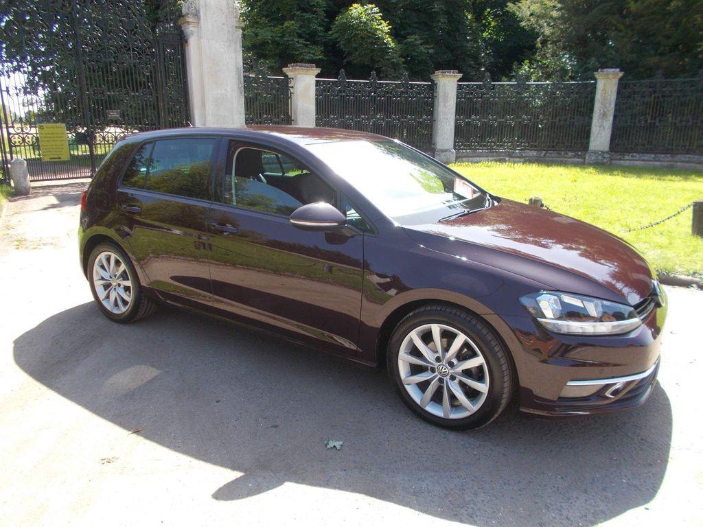 Volkswagen Golf Hatchback 2.0 TDI BlueMotion Tech GT (s/s) 5dr