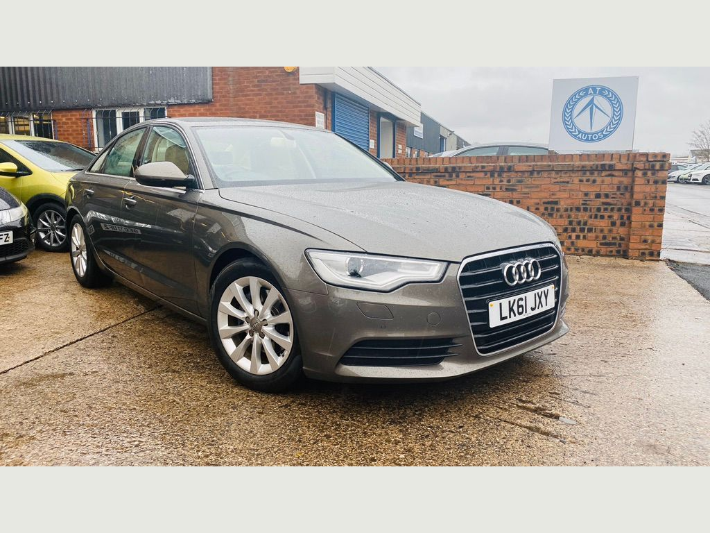 Audi A6 Saloon Unlisted 2.0 T