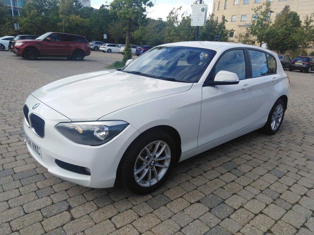 BMW 1 Series Hatchback 2.0 120d BluePerformance SE Sports Hatch (s/s) 5dr
