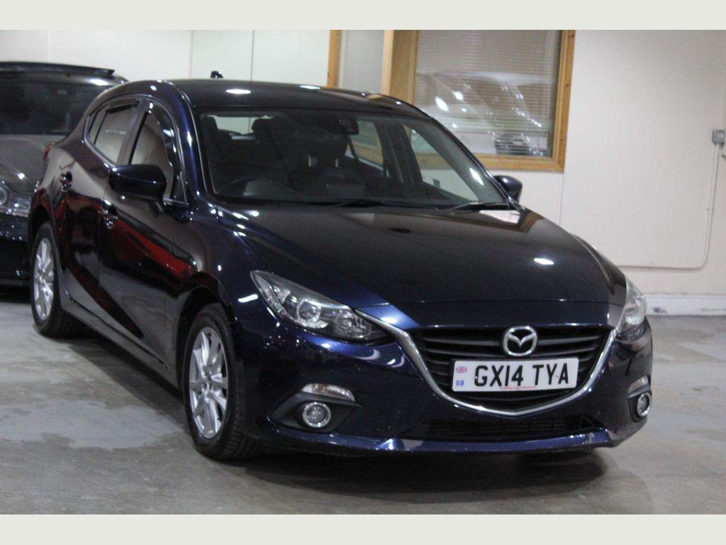 Mazda Mazda3 Hatchback 2.2 SKYACTIV-D SE Nav 5dr