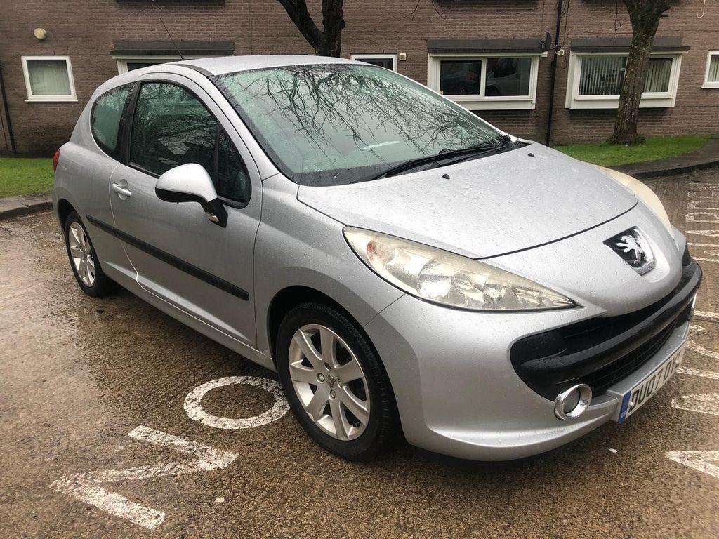Peugeot 207 Hatchback 1.6 HDi Sport 3dr