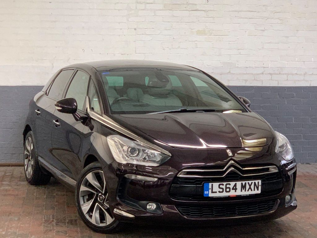 Citroen DS5 Hatchback 2.0 BlueHDi DSport EAT6 5dr