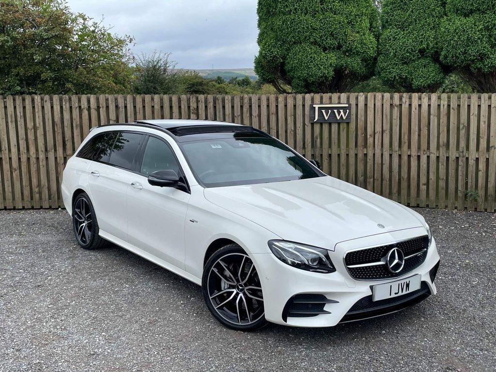 Mercedes-Benz E Class Estate 3.0 E53 BiTurbo EQ Boost AMG (Premium Plus) SpdS TCT 4MATIC+ (s/s) 5dr