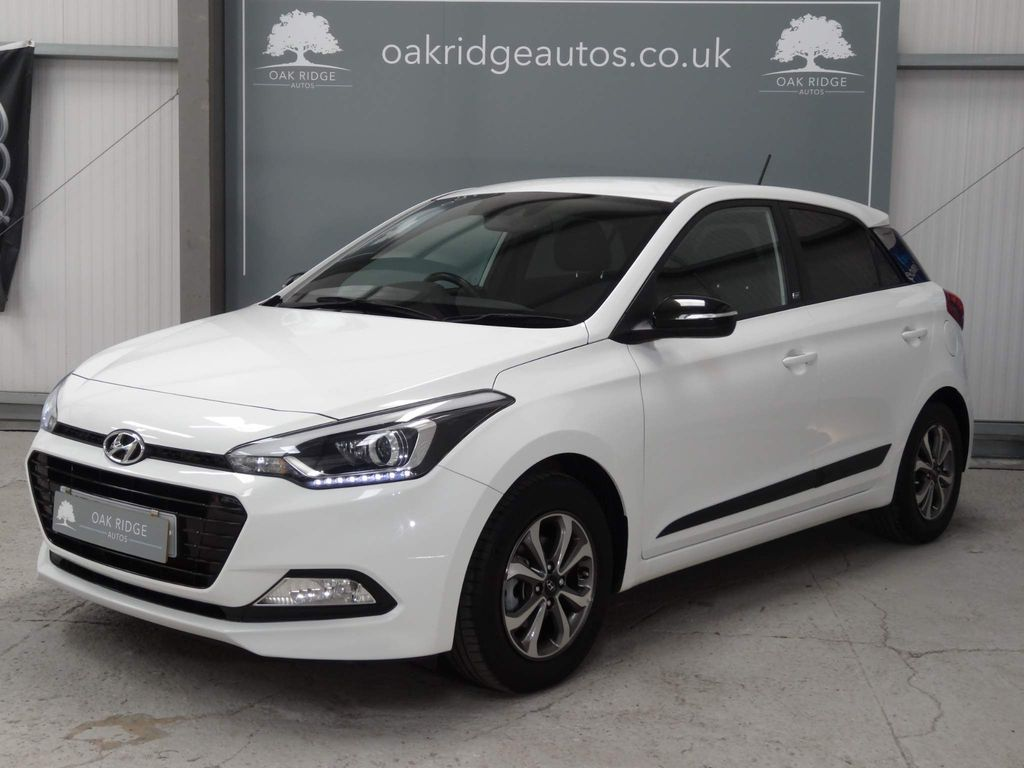 Hyundai i20 Hatchback 1.2 GO! SE 5dr