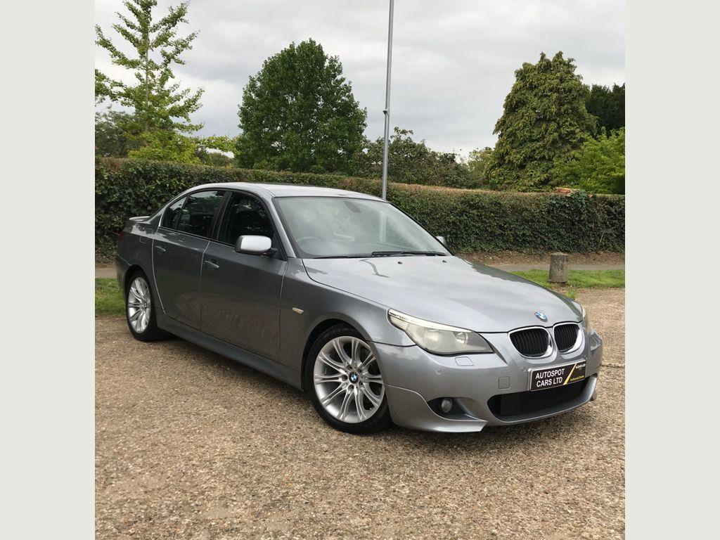 BMW 5 Series Saloon 3.0 530d Sport 4dr
