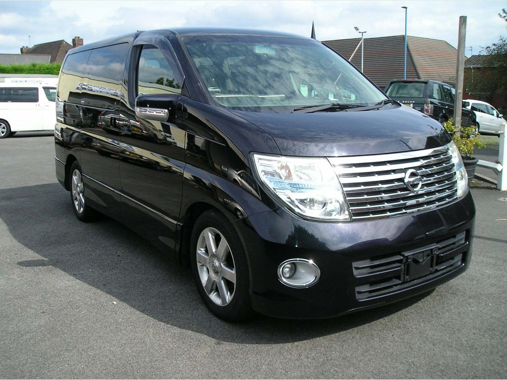 Nissan Elgrand MPV 3.5 Highwaystar ULEZ friendly