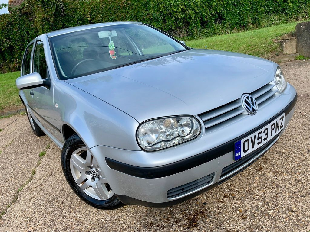 VOLKSWAGEN GOLF Hatchback 1.9 TDI PD Match 5dr