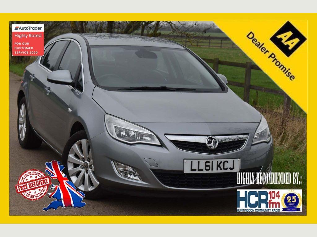 Vauxhall Astra Hatchback 2.0 CDTi SE Auto 5dr