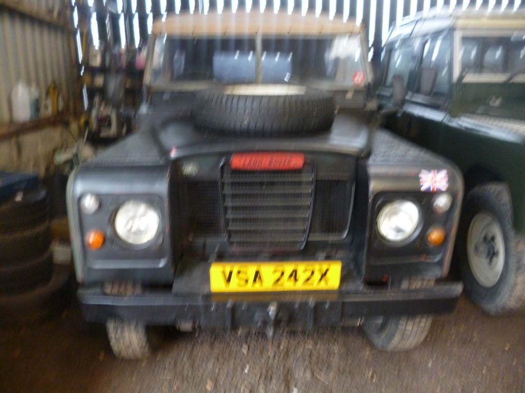 Land Rover Series III Pickup 2.3 D 88 Pick-Up 2dr