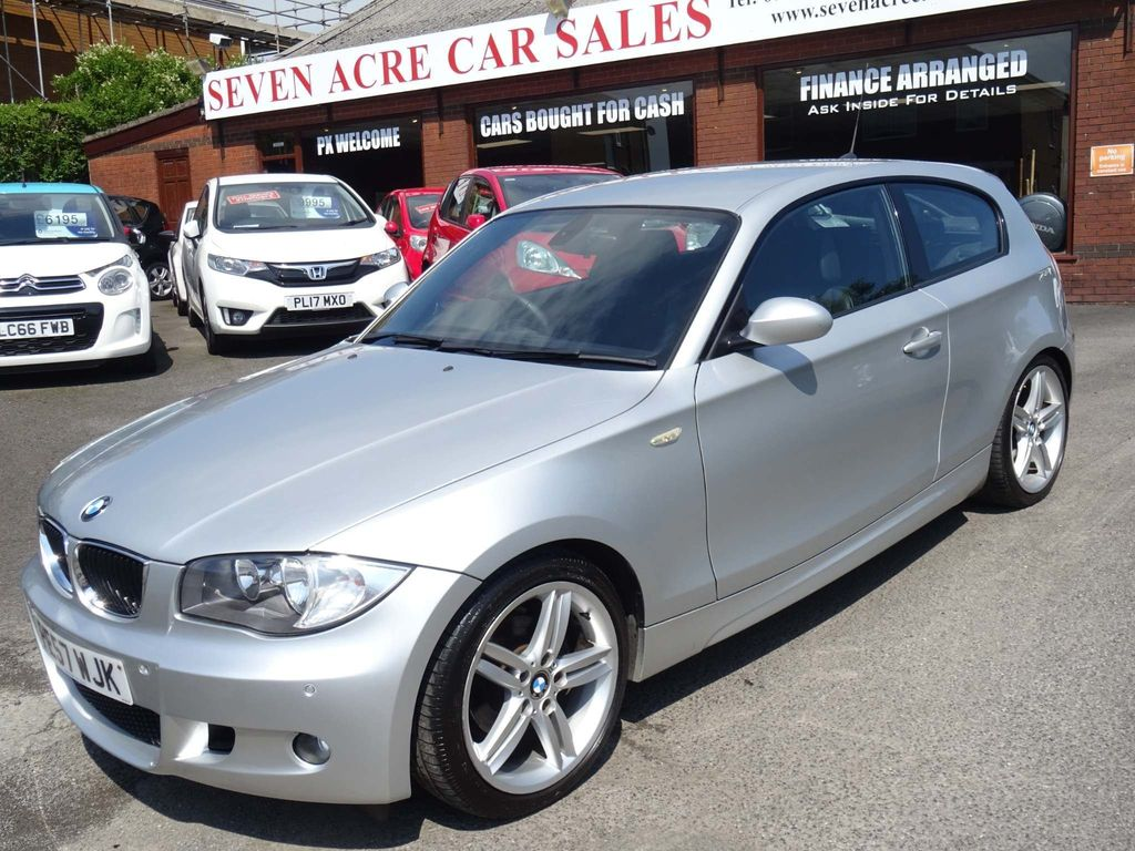 BMW 1 Series Hatchback 2.0 118i M Sport 3dr