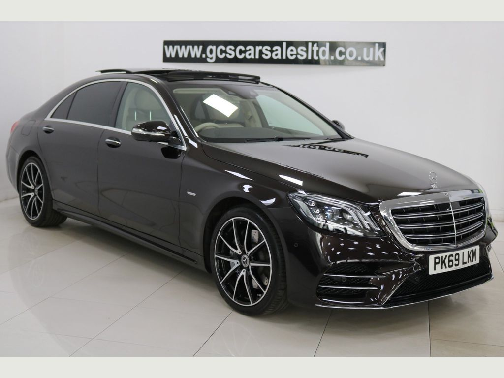 Mercedes-Benz S Class Saloon 3.0 S450L Grand Edition G-Tronic+ (s/s) 4dr