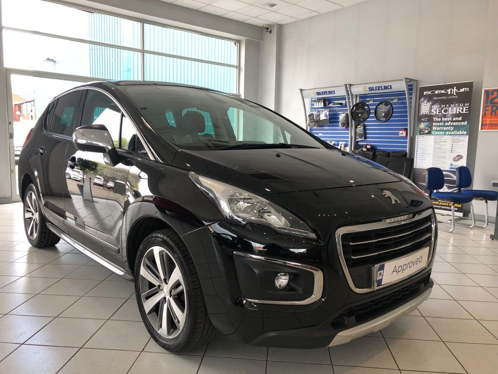 Peugeot 3008 SUV 1.6 HDi Allure 5dr