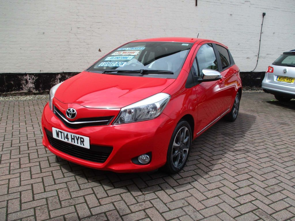Toyota Yaris Hatchback 1.33 Trend (Smart pack) 5dr