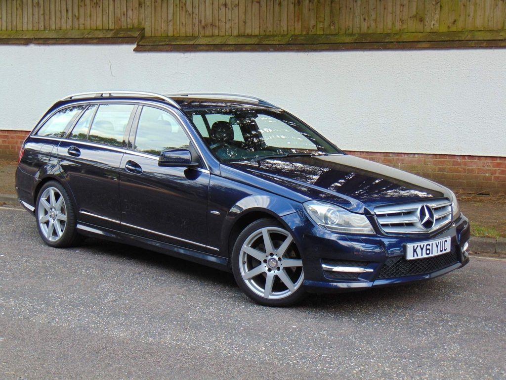 Mercedes-Benz C Class Estate 2.1 C220 CDI BlueEFFICIENCY Sport Edition Edition 125 5dr