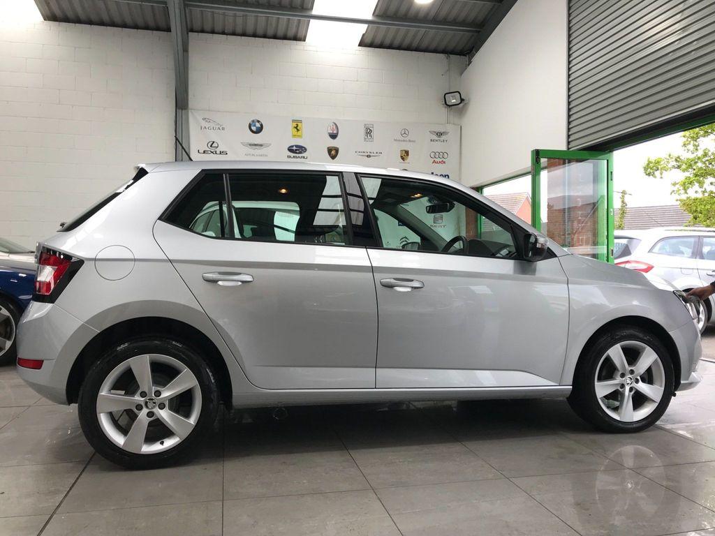 SKODA Fabia Hatchback 1.0 TSI SE L (s/s) 5dr