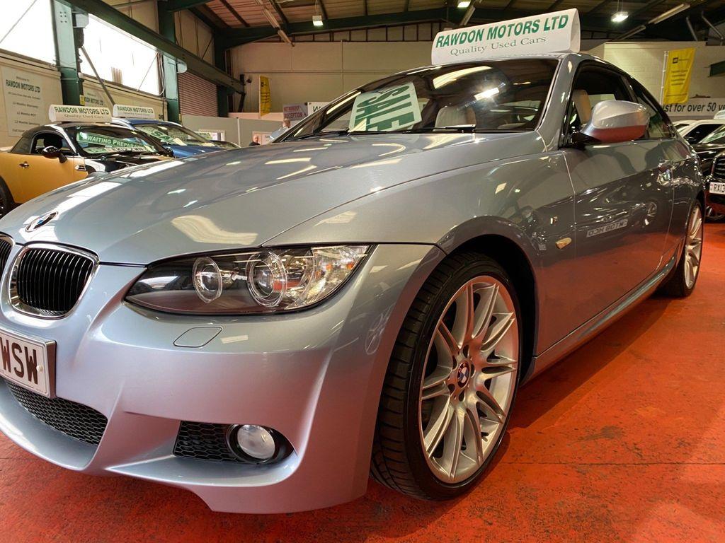 BMW 3 Series Coupe 2.0 320i M Sport Highline 2dr