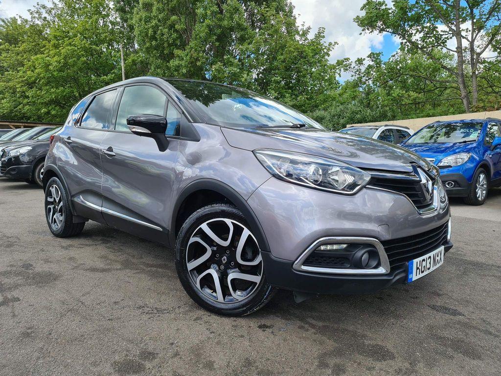 Renault Captur SUV 0.9 TCe ENERGY Dynamique S MediaNav (s/s) 5dr