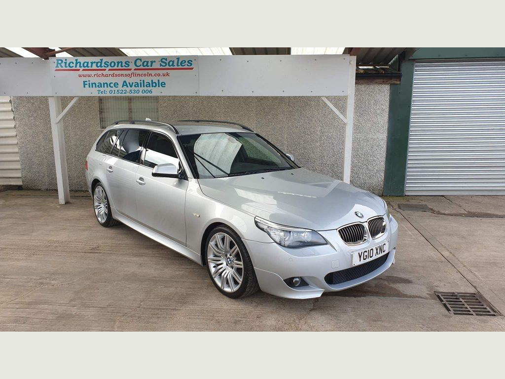BMW 5 Series Estate 3.0 530d M Sport Business Edition Touring 5dr