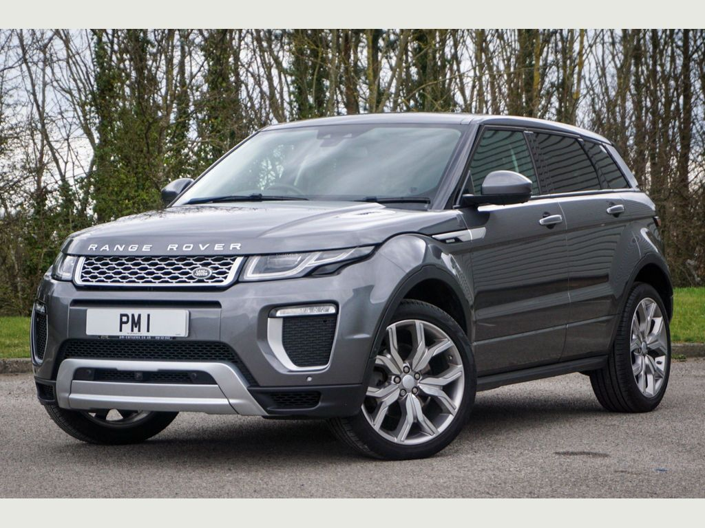 Land Rover Range Rover Evoque SUV 2.0 TD4 Autobiography SUV 5dr Diesel Auto 4WD (s/s) (180 ps)