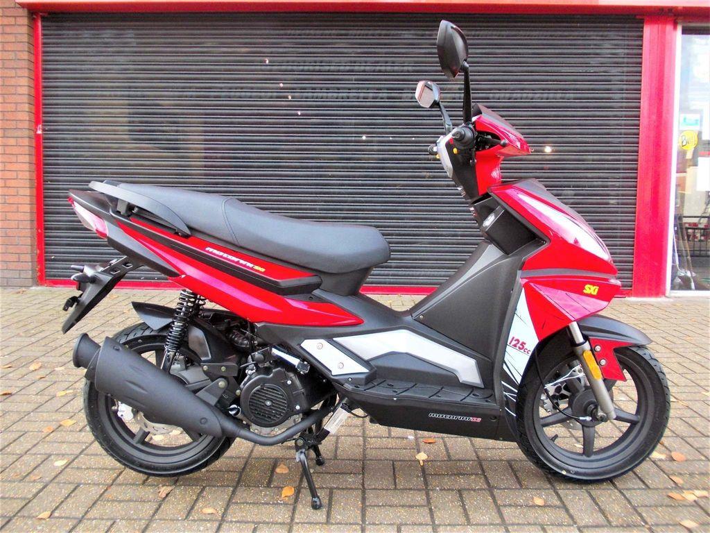 Motorini SXI 125 Scooter