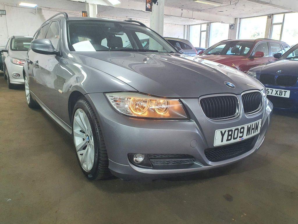BMW 3 Series Estate 2.0 318d SE Business Edition Touring 5dr
