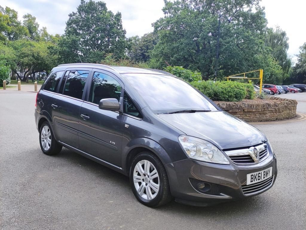 Vauxhall Zafira MPV 1.7 CDTi ecoFLEX Elite 5dr