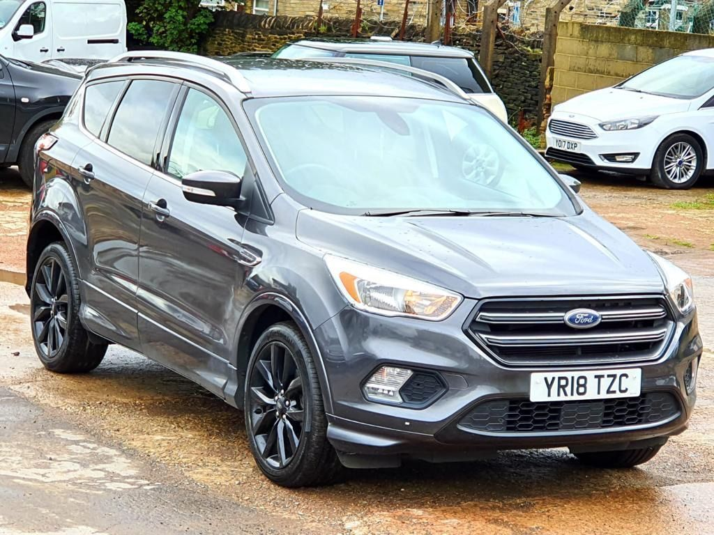 FORD KUGA SUV 1.5 T EcoBoost Titanium (s/s) 5dr