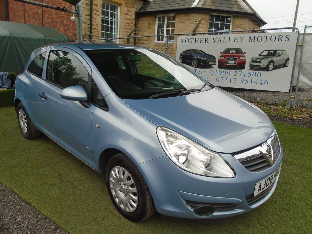 Vauxhall Corsa Hatchback 1.3 CDTi 16v Life 3dr