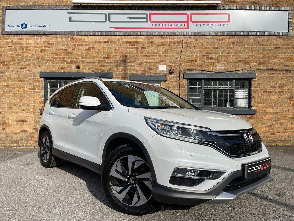 Honda CR-V SUV 1.6 i-DTEC SR (s/s) 5dr