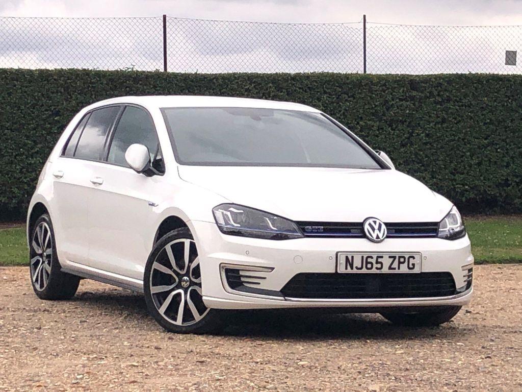 Volkswagen Golf Hatchback 1.4 TSI BlueMotion Tech GTE DSG (s/s) 5dr