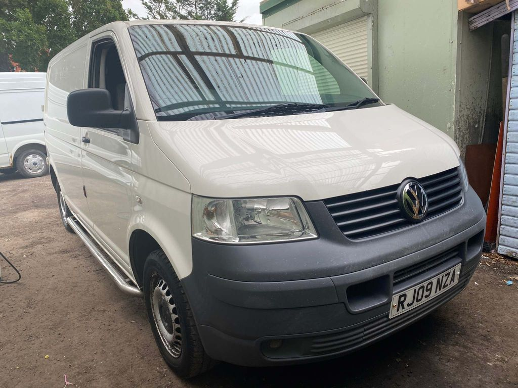 Volkswagen Transporter Panel Van 1.9 TDI PD T28 Panel Van 4dr (SWB)
