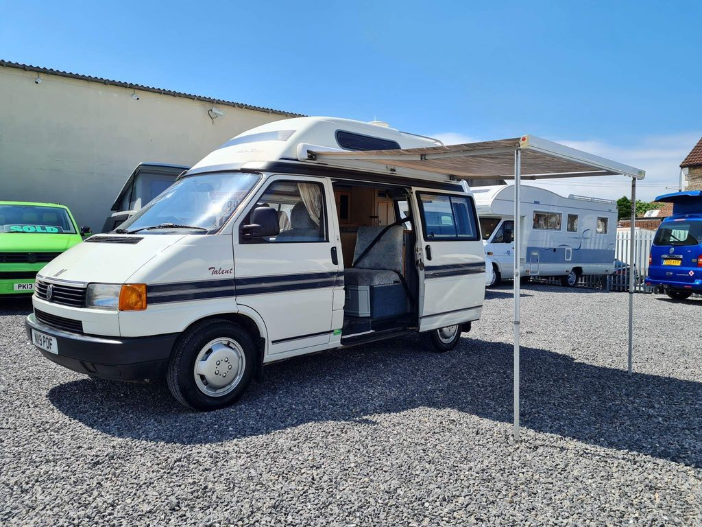 Auto-Sleepers Talent Campervan Volkswagen transporter 2.4d