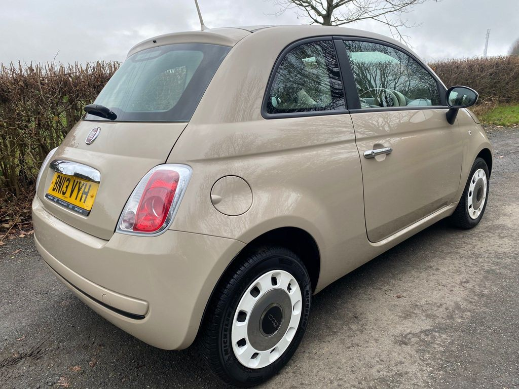 Used Fiat 500 Hatchback 1 2 Colour Therapy 3dr In Redhill Surrey Cs Vehicle Sales Ltd