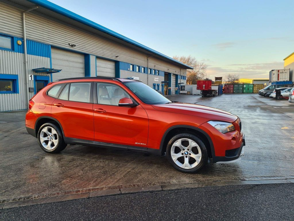 BMW X1 SUV 2.0 20d ED EfficientDynamics Business sDrive 5dr