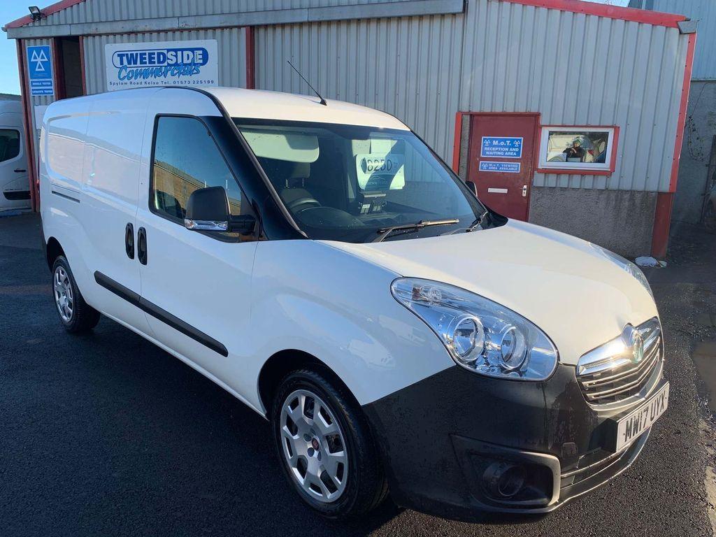 Vauxhall Combo Other 1.3 CDTi 2300 ecoFLEX 16v Crew Van L2 H1 (s/s) 5dr (5 Seat, EU6)