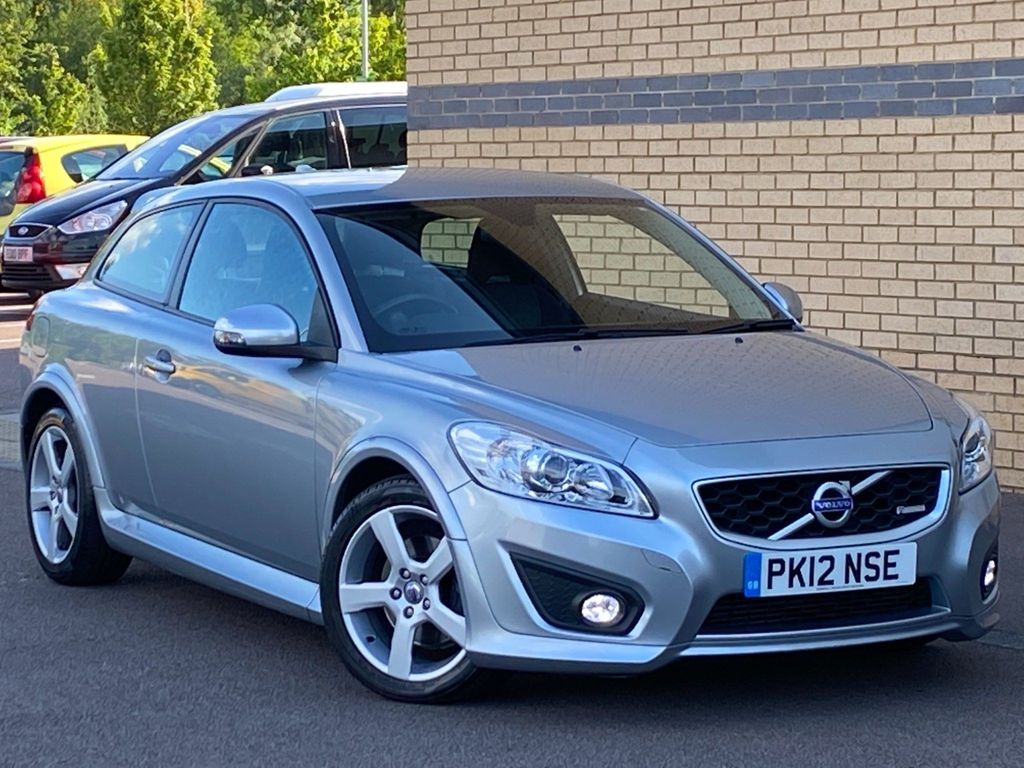Volvo C30 Coupe 2.0 D3 R-Design Geartronic 3dr