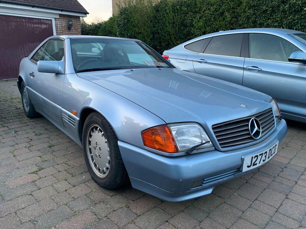 Mercedes-Benz 500 Convertible 5.0 SL 2dr