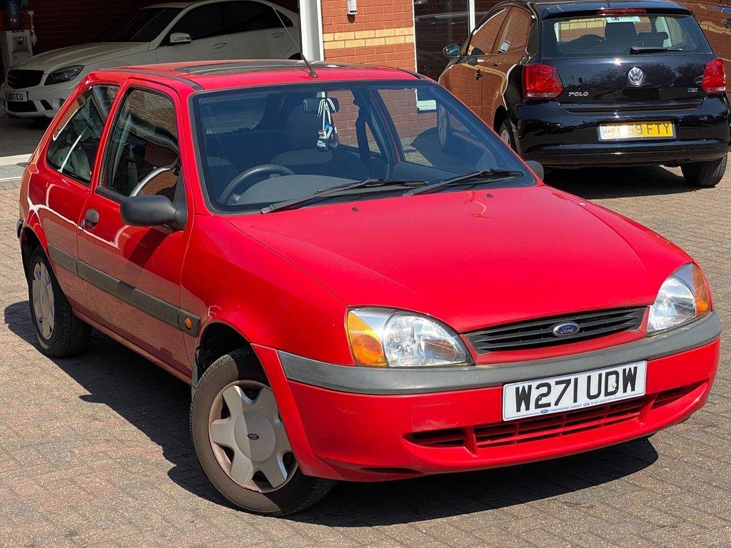 Ford Fiesta Hatchback 1.3 Finesse 3dr