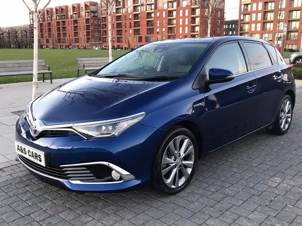 Toyota Auris Hatchback 1.8 VVT-h Excel CVT (s/s) 5dr (Safety Sense)