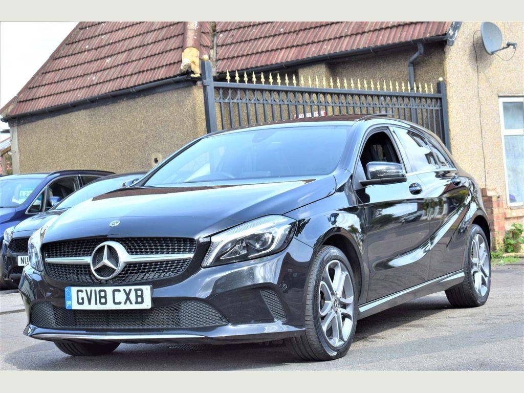 Mercedes-Benz A Class Hatchback 2.1 A200d Sport Edition Plus (s/s) 5dr