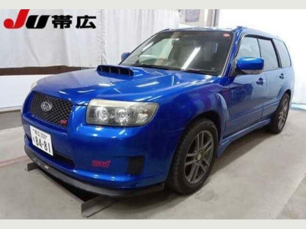 Subaru Forester SUV 2.0 SG5 TURBO STI TUNED